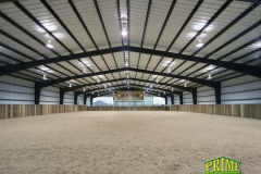 Riding Arena Texas